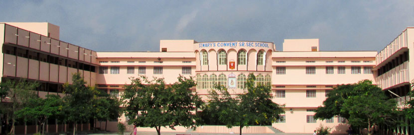 St. Marry's Convent Sr. Secondary School Building